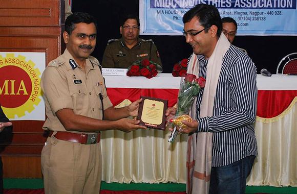 Entrepreneurial Excellence Award -2013