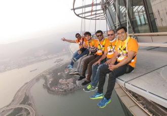 Hong Kong Macau Tour 2016