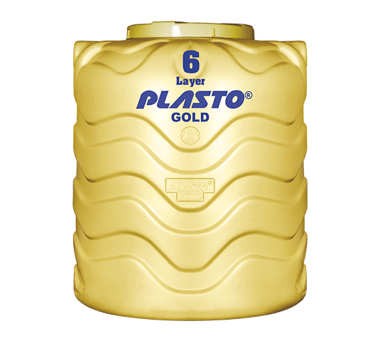 plasto gold tank 6 layers
