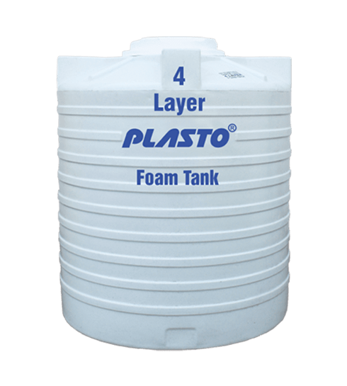 Plasto 4 Layer Foam Tank