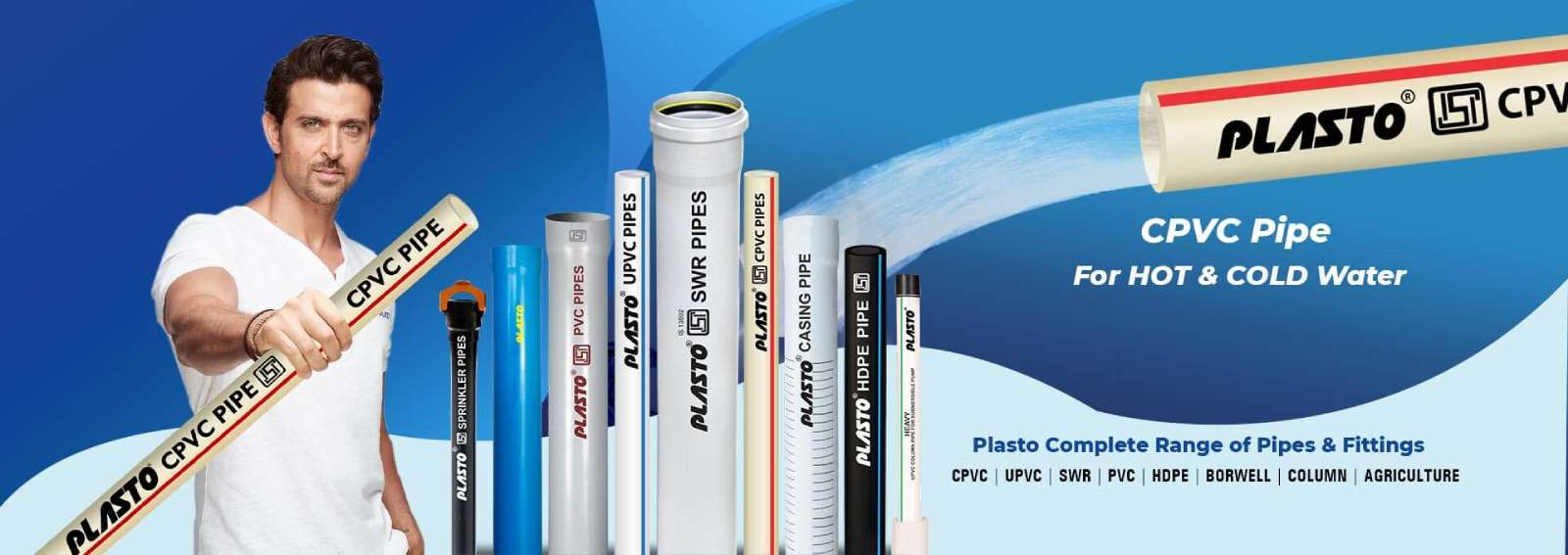 Pipes and Fittings Web Banner